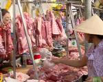 Thịt lợn tăng giá, việc buôn bán của các tiểu thương cũng bị ảnh hưởng