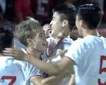 CĐV quê nhà vui mừng trước chiến thắng của Đội tuyển Việt Nam trên sân khách - ảnh 1