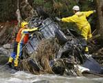 Rác thải nhiễm phóng xạ ở Fukushima biến mất sau bão Hagibis