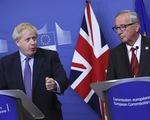 Anh - EU đạt thỏa thuận Brexit
