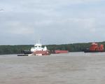 Sự cố chìm tàu ở Cần Giờ: Thu gom được khoảng 30m3 dầu lẫn nước - ảnh 1