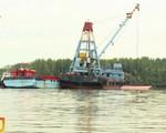 Sự cố chìm tàu ở Cần Giờ: Khó khăn trong công tác cứu hộ
