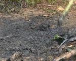 Công ty gốm sứ Thanh Hà thừa nhận buông lỏng quản lý dầu thải - ảnh 1
