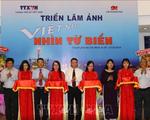 Triển lãm 100 bức ảnh chủ đề 'Việt Nam - Nhìn từ biển'