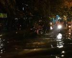 Cần Thơ ngập nặng sau cơn mưa lớn kéo dài