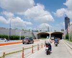 Cấm xe qua hầm sông Sài Gòn để diễn tập PCCC