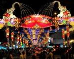 Lung linh lễ hội ánh sáng tại Myanmar - ảnh 1