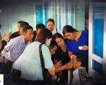 Người dân đổ xô đi bắt con 'sâu xoang' ở Phú Thọ