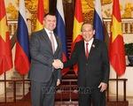 Việt Nam luôn coi trọng quan hệ đối tác chiến lược toàn diện với Nga