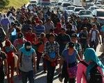 Mỹ sẽ lưu trữ mẫu ADN của người di cư trái phép