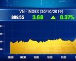 VN-Index chốt phiên trên 1.000 điểm lần đầu sau 7 tháng - ảnh 1