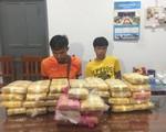 Phối hợp thu giữ lượng lớn ma túy tổng hợp tại biên giới Việt Nam - Lào