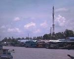 Cà Mau: Cửa biển bị bồi lấp khiến hàng trăm tàu bè mắc cạn