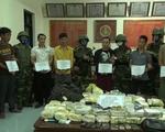 Phát hiện vụ vận chuyển 30 bánh heroin và 45kg ma túy đá tại Hà Tĩnh