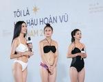 Tôi là Hoa hậu Hoàn vũ Việt Nam 2019 - Tập 1: Từng đoạt Á hậu quốc tế, Thúy Vân vẫn bị giám khảo chê 'tơi bời'