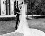 Ảnh cưới của Justin Bieber - Hailey Baldwin gây choáng ngợp