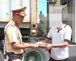 Phát hiện nhiều lái xe dương tính với ma túy tại Bình Thuận