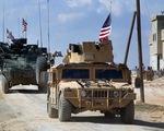 Mỹ bắt đầu rút quân khỏi một số khu vực tại Đông Bắc Syria