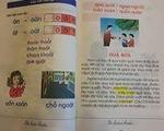 Sách Đạo đức công nghệ giáo dục lớp 1 'không đạt' thẩm định