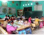 Tăng cường dạy tiếng Việt cho trẻ mẫu giáo người dân tộc thiểu số