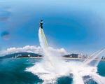 Hấp dẫn các môn thể thao trên biển tại Nha Trang