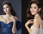 Tường San tung bộ ảnh gợi cảm với đầm dạ hội trước thềm Chung kết Miss International 2019