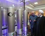 IAEA xác nhận Iran đang làm giàu urani