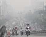 Ô nhiễm không khí tại Hà Nội đã lên ngưỡng nguy hại