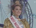 Chung kết Miss International 2019: Tường San lọt Top 8, giành giải quốc phục đẹp nhất