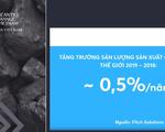 Nguồn cung quặng sắt thế giới bị thu hẹp