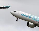 Đức từ chối tiếp nhận hai máy bay Airbus A400M vì lỗi kỹ thuật