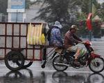 Ngày 14/11, mưa ở khu vực từ Thanh Hóa - TT - Huế
