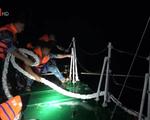 Cảnh sát biển liên tiếp cứu nạn ngư dân trên biển