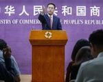 Mỹ, Trung Quốc nhất trí duy trì đối thoại về thương mại - ảnh 1