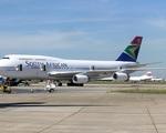 Hủy tất các chuyến bay của South African Airways vì đình công