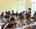 Hà Nội: Thi tuyển viên chức vòng 2  dành cho giáo viên