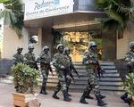 Tấn công khủng bố vào căn cứ quân sự ở Mali, hơn 50 binh sĩ thiệt mạng