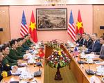 Bộ trưởng Bộ Quốc phòng Việt Nam hội đàm với Bộ trưởng Bộ Quốc phòng Mỹ
