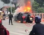 Khởi tố vụ án nữ tài xế xe Mercedes gây tai nạn thảm khốc ở Hà Nội - ảnh 1