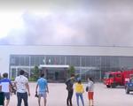 Cháy xưởng may tại Sóc Trăng, thiệt hại ước gần 180 tỷ đồng