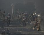 Iraq trấn áp người biểu tình
