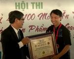 Xác lập kỷ lục 100 món ngon từ gạo