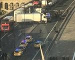 Nổ súng trên cầu London ở Anh