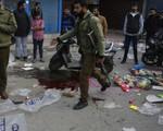Bạo lực tiếp diễn tại khu vực tranh chấp giữa Pakistan và Ấn Độ