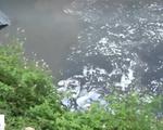 Bắt quả tang công ty xả khói đen đặc và nước thải bẩn ở TP.HCM
