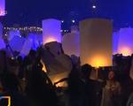 Thái Lan cấm thả đèn trời, khính khí cầu gần các sân bay dịp Lễ hội Hoa đăng