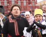 Sắc màu văn hóa Nga trong ngày thống nhất dân tộc