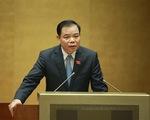 Bộ trưởng Nguyễn Xuân Cường: 'Đường ra biển lại đi hỏi ông Bộ Nông nghiệp?'