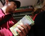 Venezuela tăng lương tối thiểu 275#phantram để đối phó siêu lạm phát