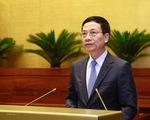 """Bộ trưởng Nguyễn Mạnh Hùng: Bộ TT&TT có bộ công cụ chặn tình trạng """"sáng đăng, trưa gặp, chiều gỡ"""""""